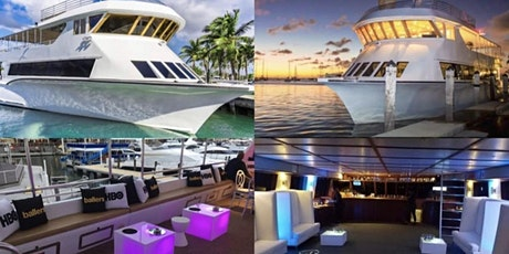 #NOON YACHT PARTY MIAMI BOAT! #VIP YACHT! tickets