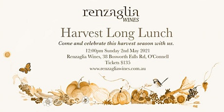 2021 Harvest Long Lunch tickets