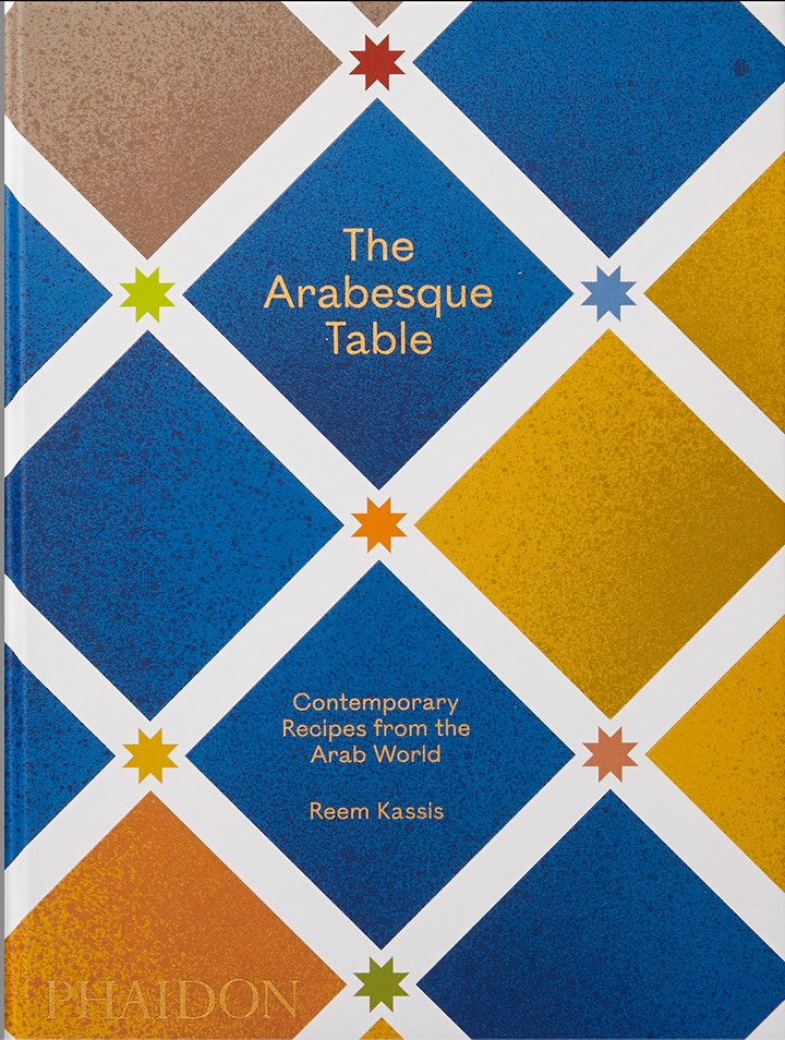 The Arabesque Table: A Conversation with Reem Kassis image