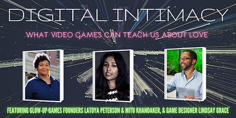 Digital Intimacy: What Video Games Can Teach Us About Love tickets