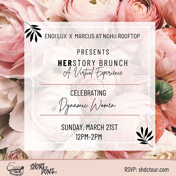 HERstory : A Virtual Brunch Experience image