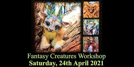 Fantasy Creatures Workshop tickets