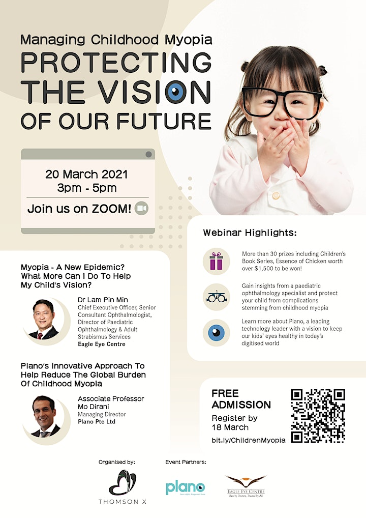 Managing Childhood Myopia - Protecting The Vision Of Our Future image