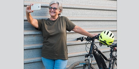 E-bike Taster - workshop for seniors tickets