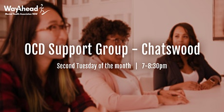 Chatswood OCD Support Group tickets