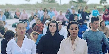 Full Moon Detox Beach Meditation tickets