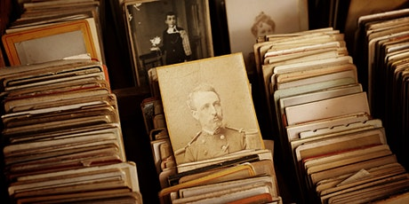 Writing Your Family History workshop NEW DATE 12 May - bookings open here tickets