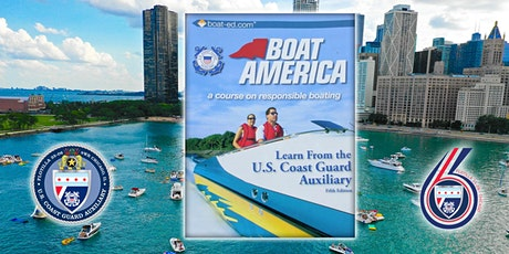 Boat America: A State Approved Boating Safety Course Tickets