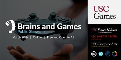 Brains and Games Public Showcase tickets