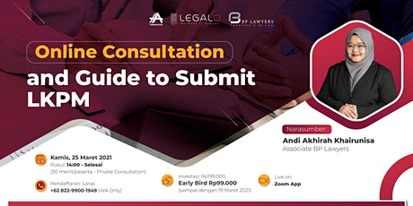 Online Consultation & Guide to Submit LKPM biglietti