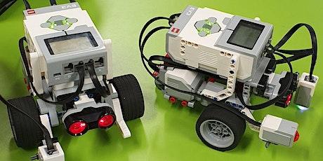 Maker Creator: Intro to Robotics (12-16yrs) tickets