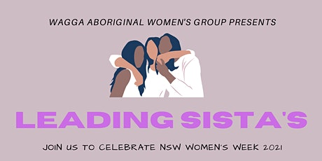 Leading Sista's - 2021 NSW Women's Week tickets