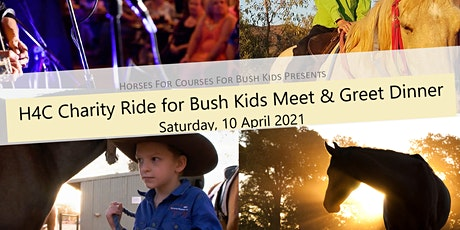 H4C Charity Ride for Bush Kids Meet and Greet - Public Event tickets