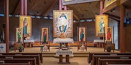St. Basil Divine Liturgy-7th Mar. tickets