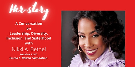 RED Talks Herstory: A Conversation on Leadership, Diversity, Inclusion, an tickets