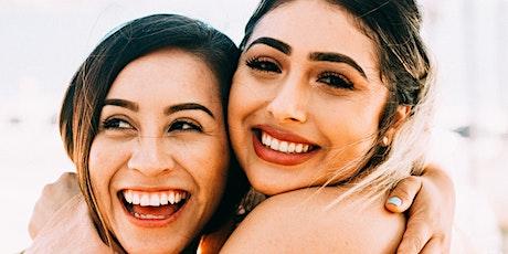 Latinx Singles Lesbian/Bi /Trans Personalized Online Speed Dating biglietti