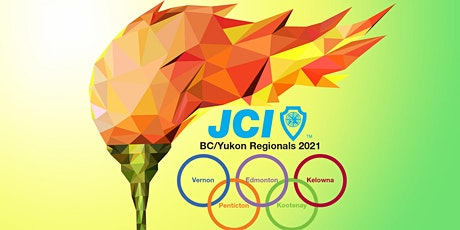 JCI BC/Yukon 2021 Regional Convention tickets