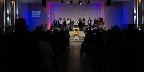 Culto E  Escola Sabatina - 06/03/2021 ingressos