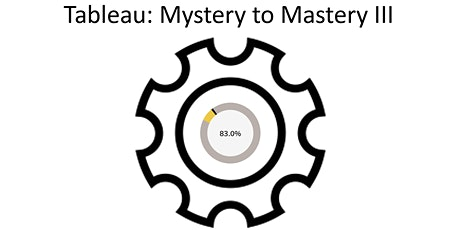 Tableau: Mystery to Mastery III (Virtual) tickets