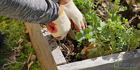Spring 2021 Community Garden Work Day tickets