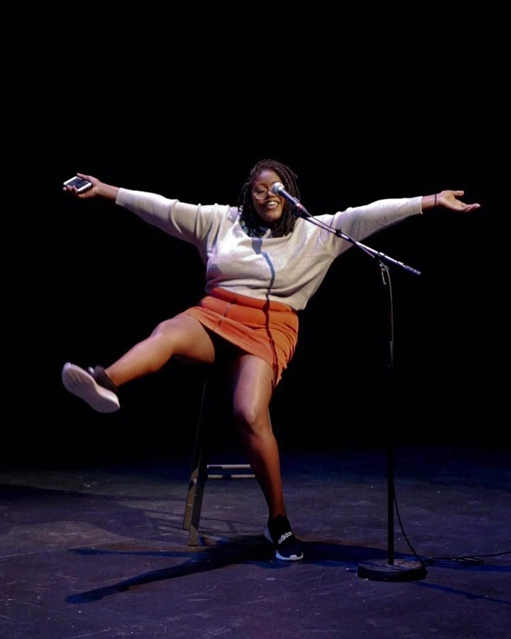 Laughing at the Patriarchy: The intersections of gender and stand-up comedy image