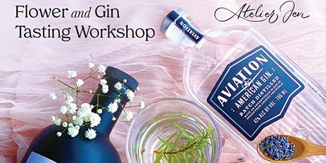Flower and  Gin Tasting Workshop tickets