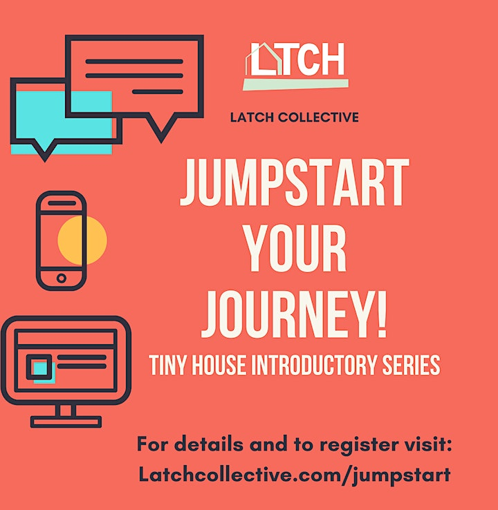 Jumpstart your Journey - Tiny Home Booster Course image