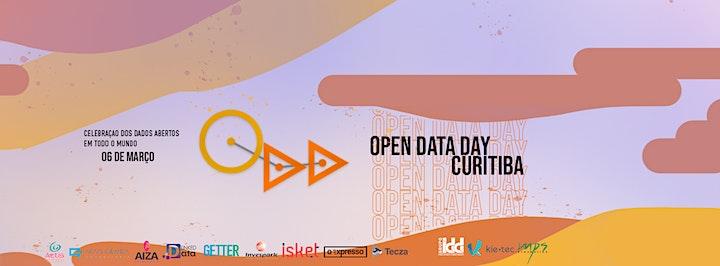 Imagem do evento Open Data Day Curitiba 2021 - Versão Online