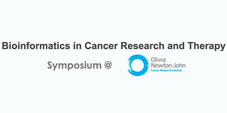 Bioinformatics in Cancer Research and Therapy Symposium tickets