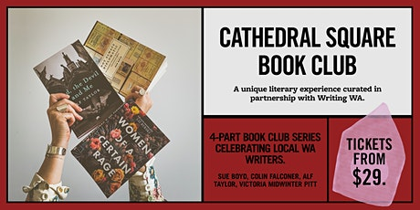 Cathedral Square Book Club: In Partnership With Writing WA tickets