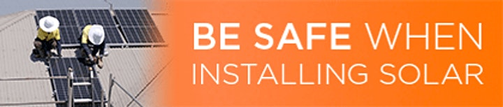 SafeWork NSW -  Solar Retailers Presentation image