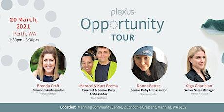 Plexus Opportunity Meeting Perth tickets