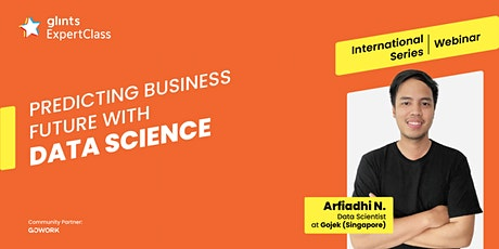GEC International - Predicting Business Future with Data Science tickets