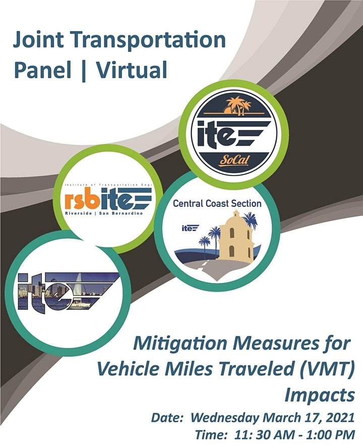 Joint Meeting - Mitigation Measures for VMT Impacts image