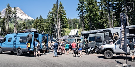Adventure Van Expo Utah  July 31-Aug. 1: Camping Pass and other passes tickets