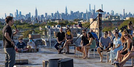 Stand & Deliver: Brooklyn Rooftop Stand-Up Comedy At The Tiny Cupboard tickets