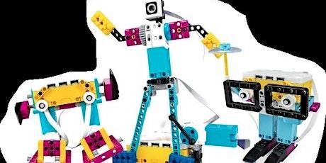 Lego Spike Robotics Ages tickets