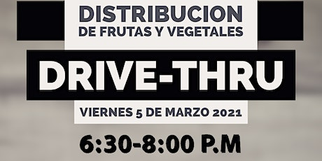 Distribución De Frutas y Vegetales tickets
