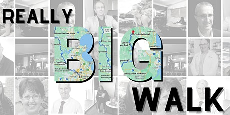 Parkinson's QLD: A Really Big Walk Launch tickets