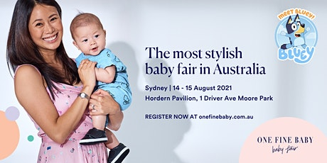 One Fine Baby SYDNEY - Australia's Most Stylish Baby Fair - AUGUST 2021 tickets