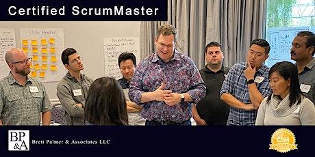 July 10-11 - Weekend Online Certified ScrumMaster (CSM) tickets