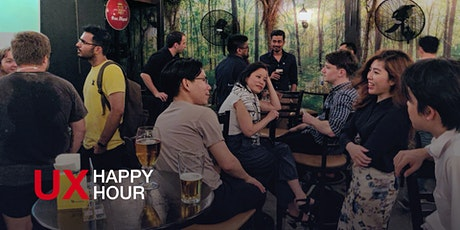 UX Happy Hour Bangkok - March 2021 tickets