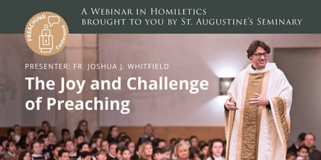 A Webinar in Homiletics:  The Joy and Challenge of Preaching tickets