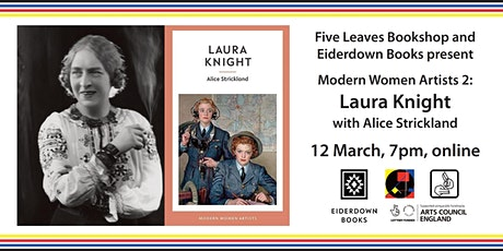 Women Artists: Laura Knight, with Alice Strickland tickets