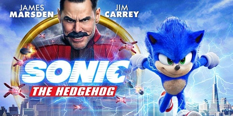 April Holiday Program: Film - Sonic the Hedgehog - Hallidays Point tickets