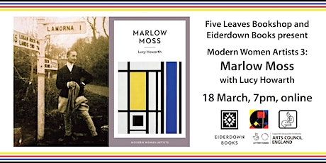 Women Artists: Marlow Moss, with Lucy Howarth tickets