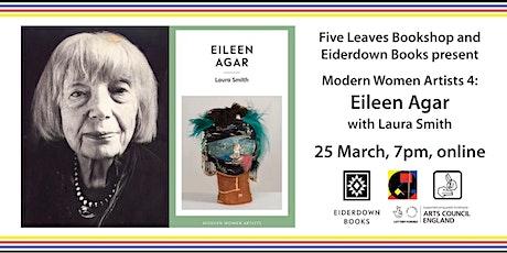 Women Artists: Eileen Agar, with Laura Smith tickets