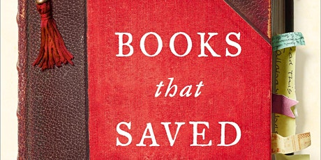Open Book: Michael McGirr. Books that saved my life tickets