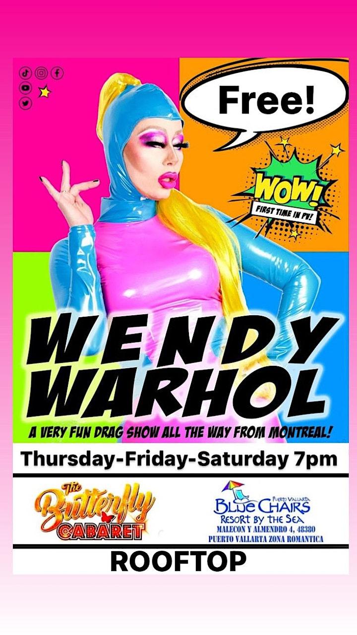 Wendy Warhol image