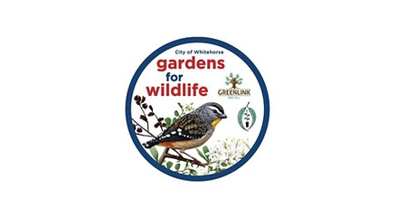 Gardens for Wildlife - sharing our gardens tickets